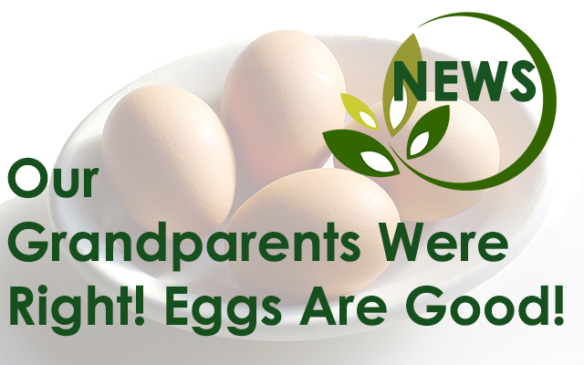 Eggs, Cholesterol