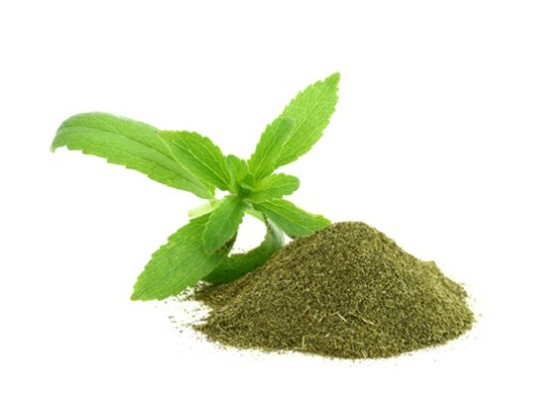 cooking with stevia