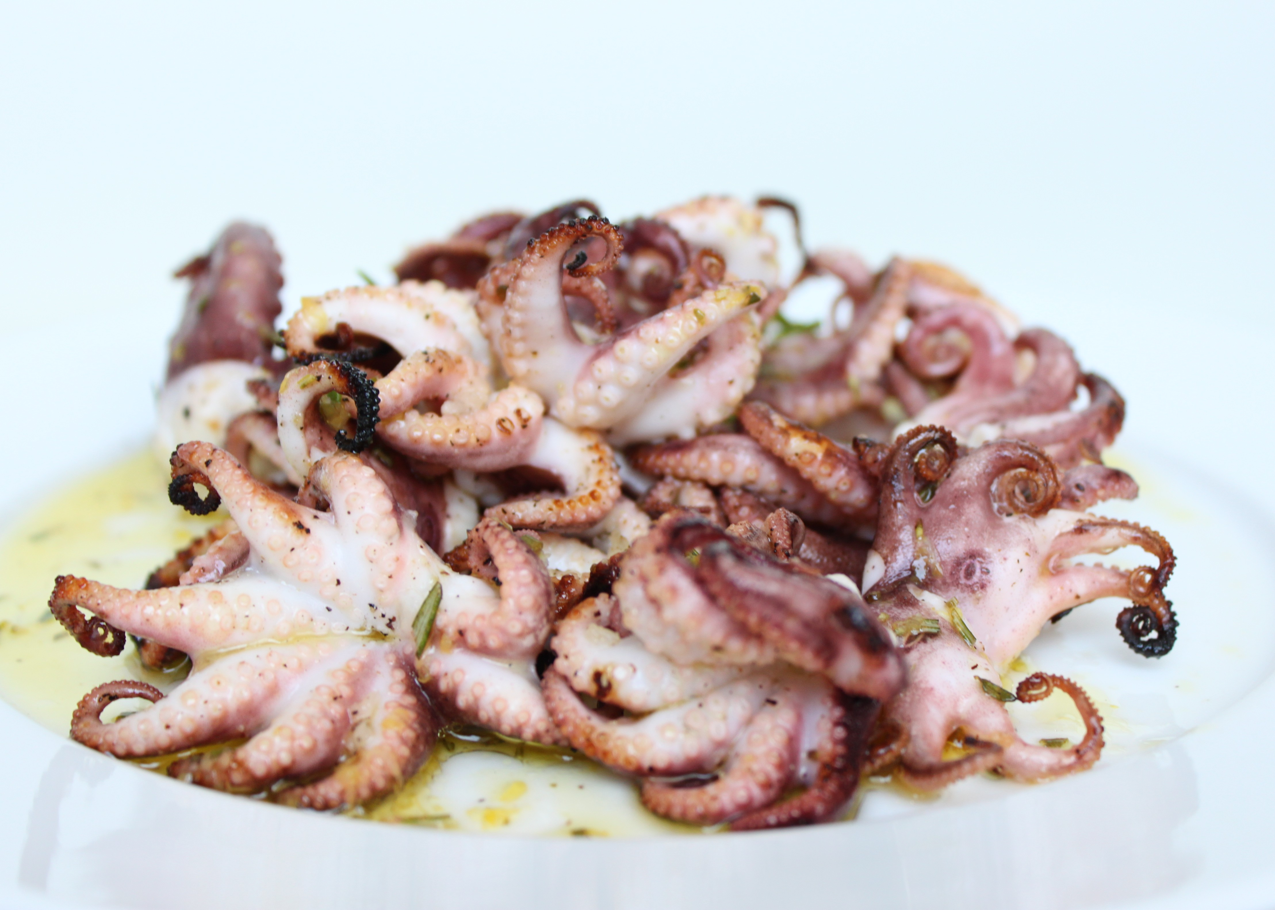 cooked octopus nutrition