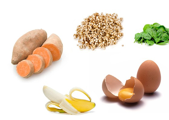 healthy foods for weight gain