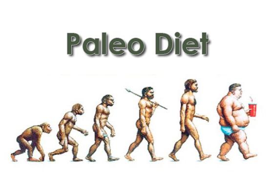 Paleo diet evolution