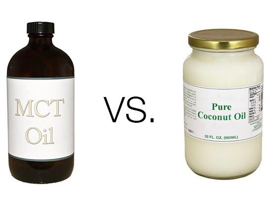 mct oil versus coconut oil