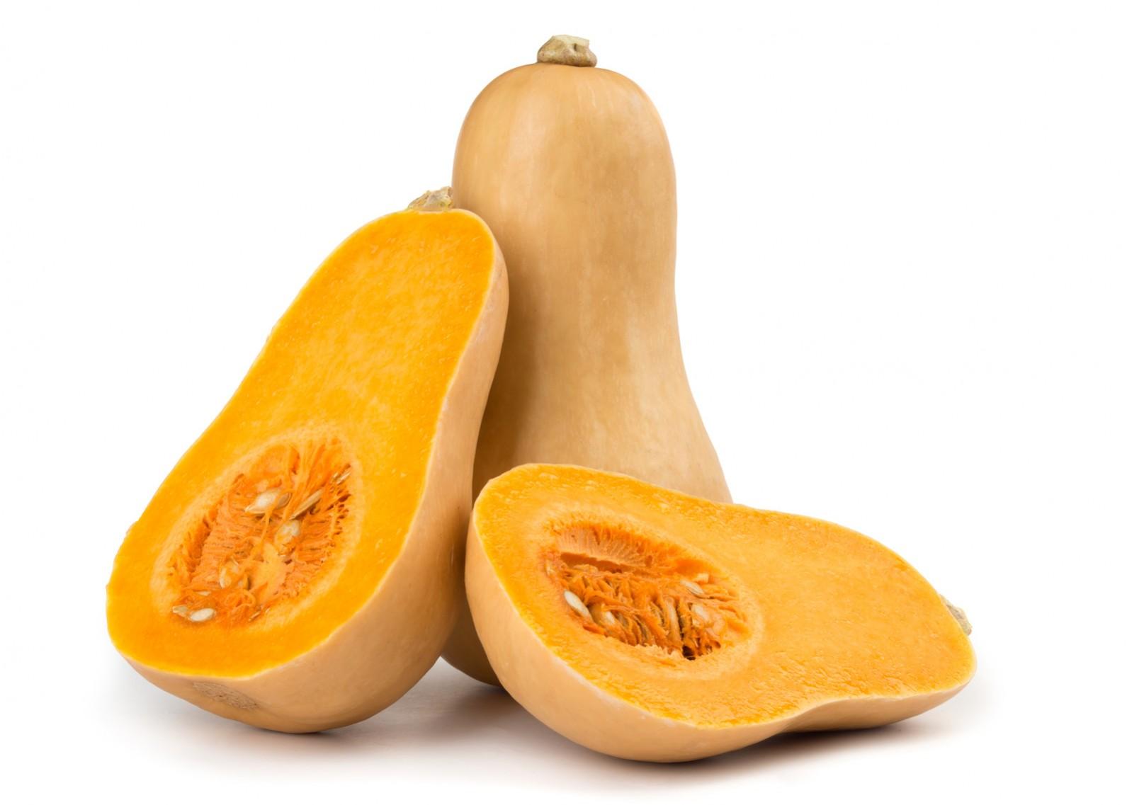 Butternut squash nutrition