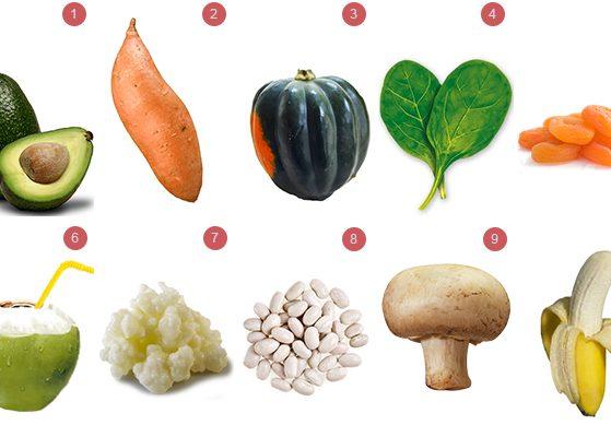 What Causes Potassium Deficiency - potassium top 10