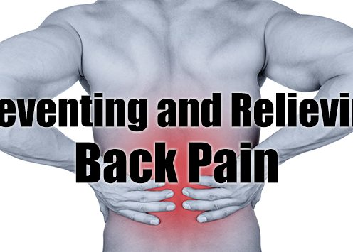Preventing and Relieving Back Pain